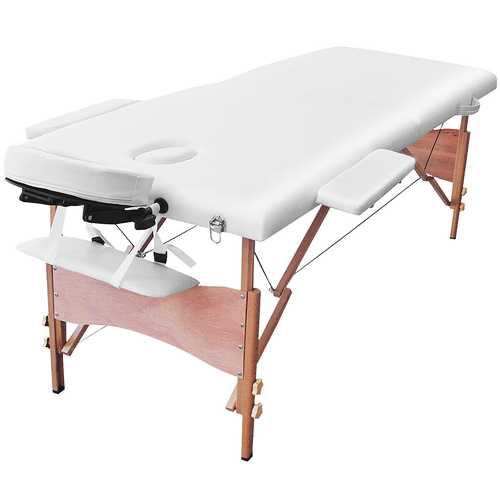 "84""L Portable Massage Table Facial SPA Bed"