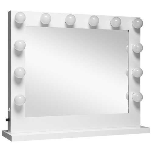 Hollywood Lighted Makeup Vanity Dressing Mirror