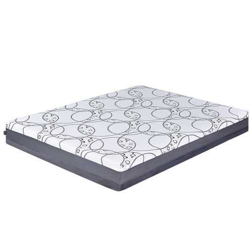 """9"""" Washable Fabric Cover Queen Size Memory Foam Mattress"""