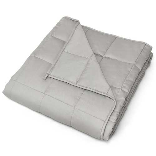 """41"""" x 60"""" 7 lbs 100% Cotton Weighted Blankets"""