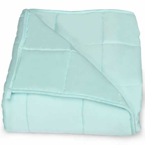 "41"" x 60"" Premium Cooling Heavy Weighted Blanket"