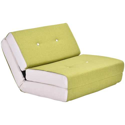 Convertible Fold down Sleeper Bed Couch