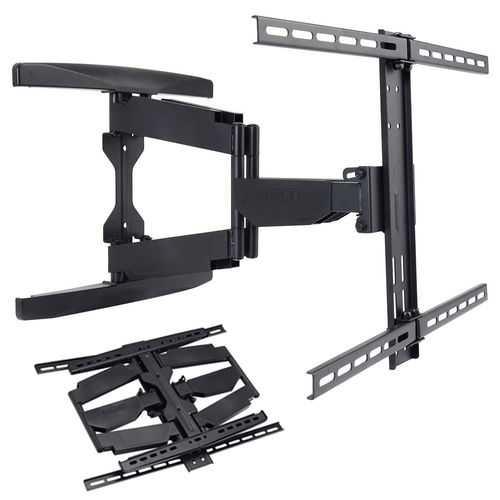 LCD LED Plasma Tilt swivel TV Wall Mount Bracket 37 40 46 50 55 60 70 75 80 84