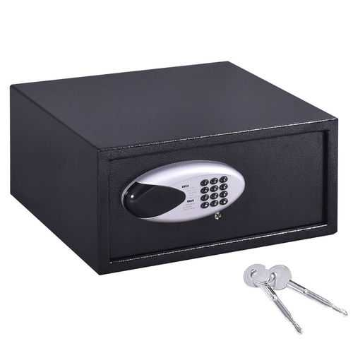 "17"" Digital Keypad Depository Safe Security Box"