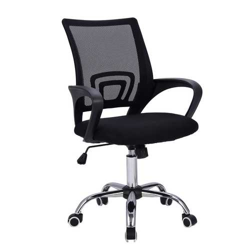 Modern Mesh Mid-Back Office Chair