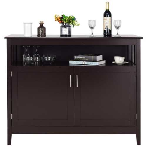 Modern Wooden Kitchen Storage Cabinet