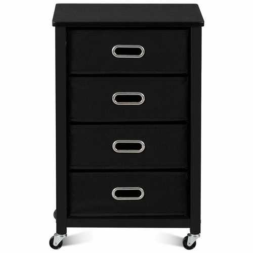 Rolling Heavy Duty File Cabinet