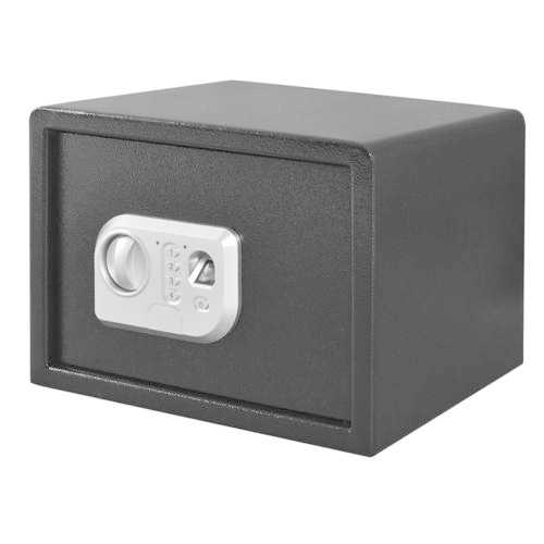 "14"" Biometric Fingerprint Digital Electronic Safe Box 29 Fingerprints"