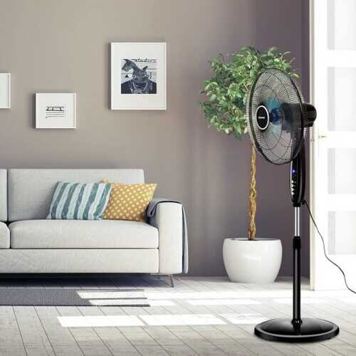 """16"""" Adjustable Oscillating Pedestal Stand Fan"""