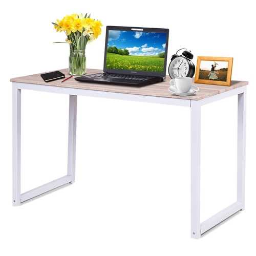 "47"" Modern Study Home Office Computer Desk"