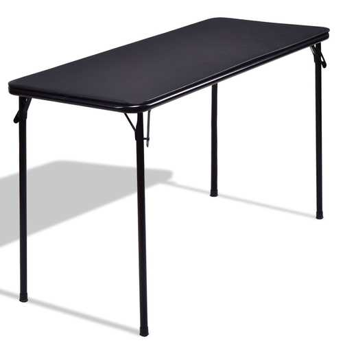 "48"" x 20"" Portable Folding Rectangle Serving Table"