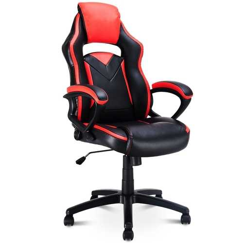 31 lbs Racing Style Gaming Chair Swivel Office Chair