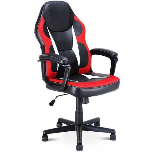 High Back Gaming Chair Racing Style Swivel Office Chair