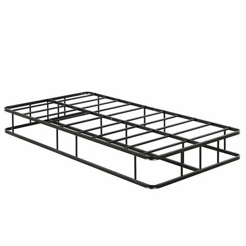 9 inch High Profile Smart Box Spring Mattress Foundation Twin Size