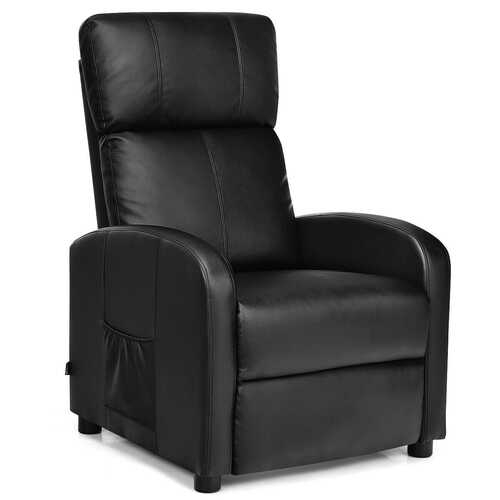 Electric Adjustable Massage Recliner Sofa Chair Lounge