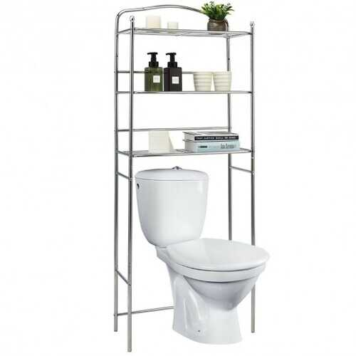 3-Tier Space Saver Over The Toilet Bathroom