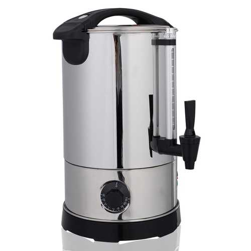 6-quart Stainless Steel Electric Water Boiler Kettle Dispenser