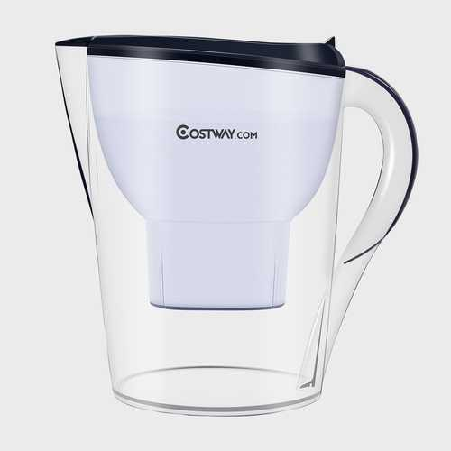 14.5 Cup Capacity Water Pitcher Filter