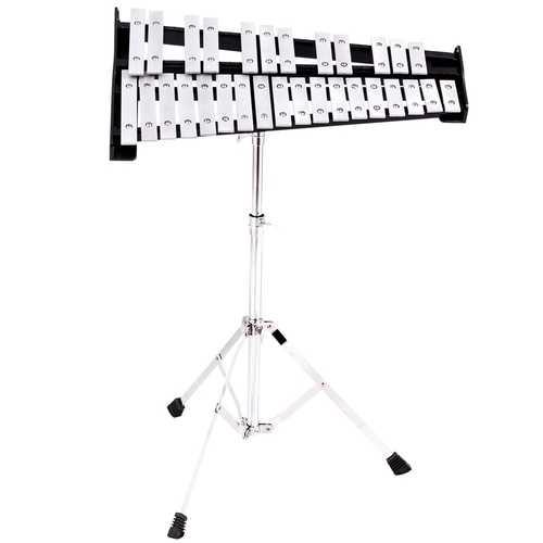 30 Notes Percussion Glockenspiel Bell Kit