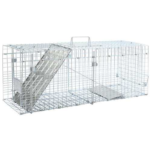 Trap Mouse Catch Bait Live Animal Cage