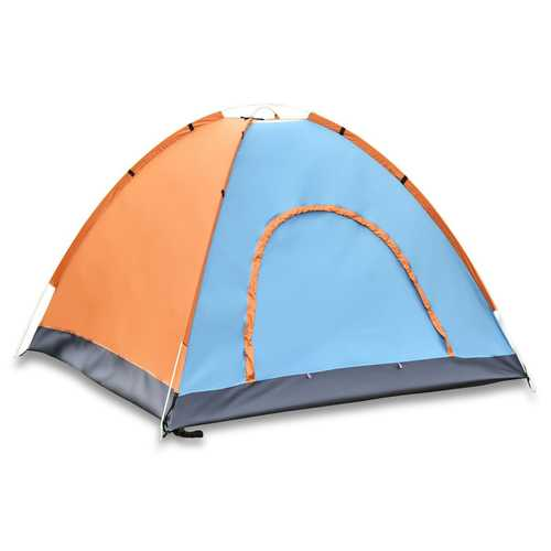 2-3 Persons Colorful Waterproof Camping Tent