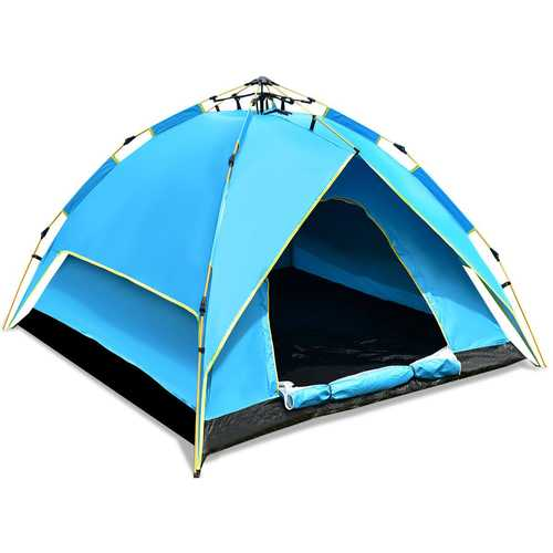 2-3 Person Waterproof Hydraulic Automatic Camping Tent