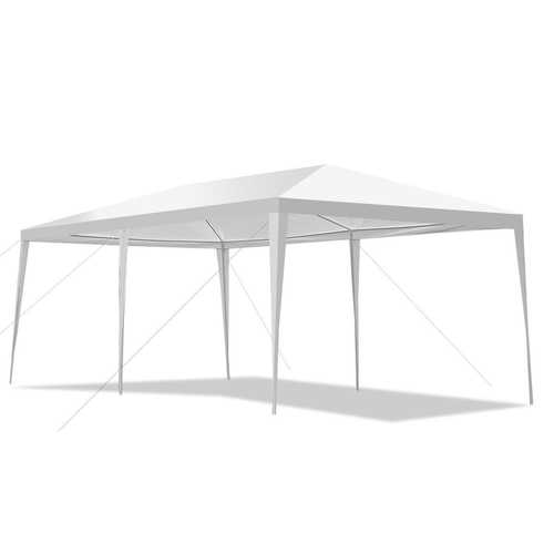 10' x 20' Outdoor Heavy Duty Pavilion Cater Party Wedding Canopy