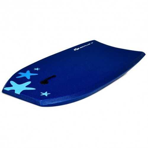 """41"""" Lightweight Super Portable Surfing Bodyboard-L"""