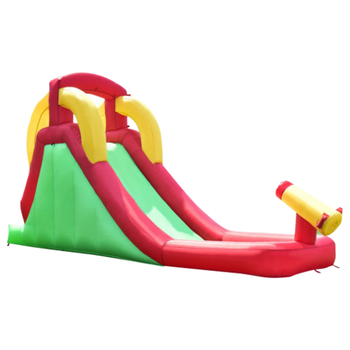 Jumper Climbing Inflatable Water Slide Bounce House