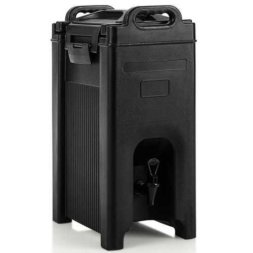 5 Gallon Insulated Beverage Server / Dispenser