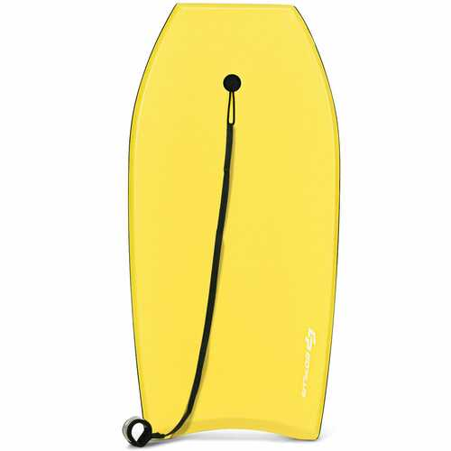 Super Lightweight Surfing Bodyboard-M - Size: M