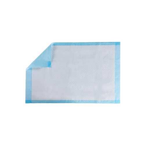 """300 pcs 17"""" x 24"""" Pet Wee Pee Piddle Pad - Color: Sky Blue"""