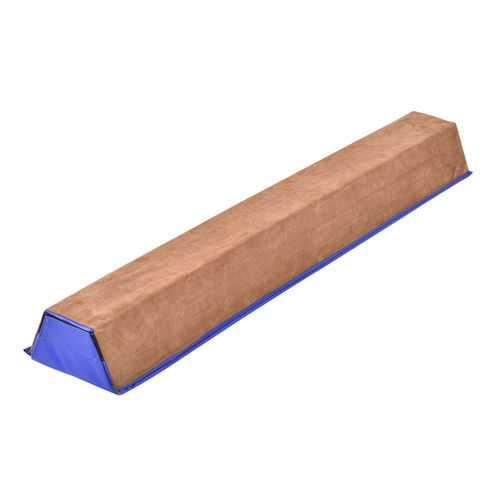 4' Sectional Floor Trapezoid Gymnastics Balance Beam