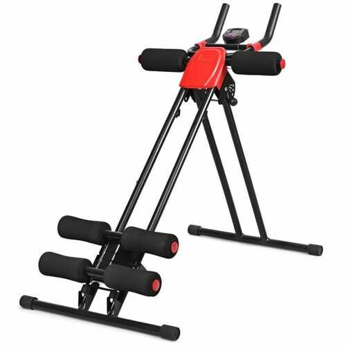 Goplus AB Power Fitness Abdominal Trainer