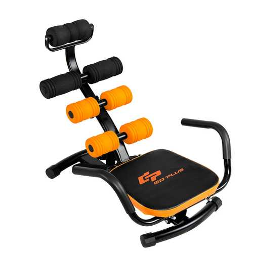 Core Fitness Abdominal Trainer Crunch Exercise Bench Machine