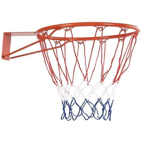 Basketball Ring Hoop Net Wall Mounted Outdoor Hanging Basket
