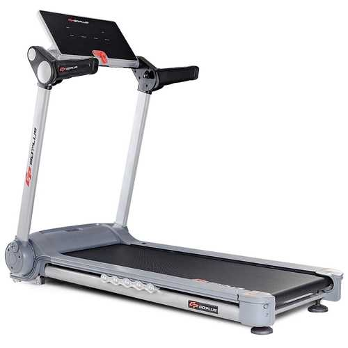 2.05 HP Portable Folding Electric Fitness Home Gym Treadmill
