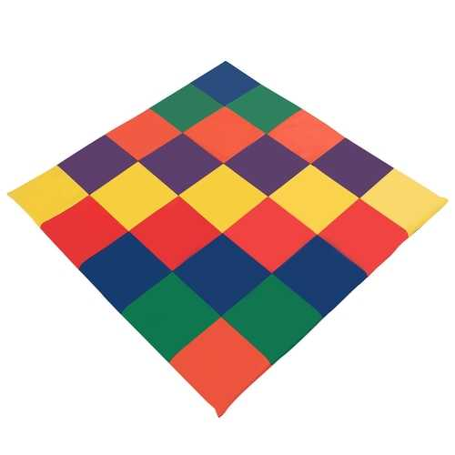 Multicolor Kids Toddler Soft Cushioned Activity Play Mat