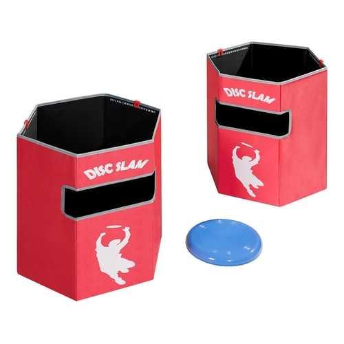 Folding Disc Slam Ball Game with Waterproof Bag