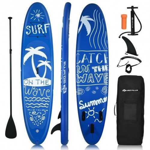 Inflatable & Adjustable Stand Up Paddle Board-M