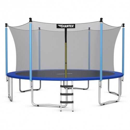 14 FT Trampoline Combo Bounce