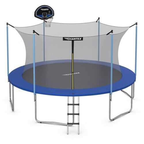 14 ft Trampoline Combo Bounce Jump