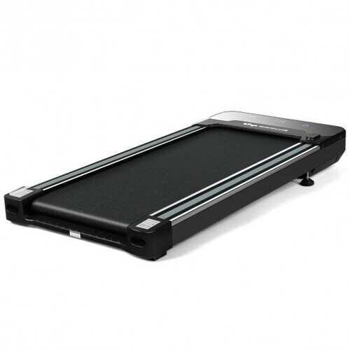 1 HP Electric Walking Jogging Treadmill with Touchable LED Display and Wireless Remote Control