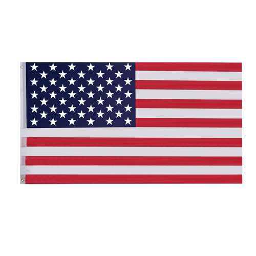 3' x 5' US American Printed Flag