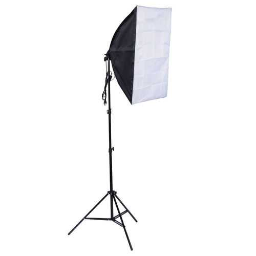 Photo Studio Photography Kit with 4 Light Bulb