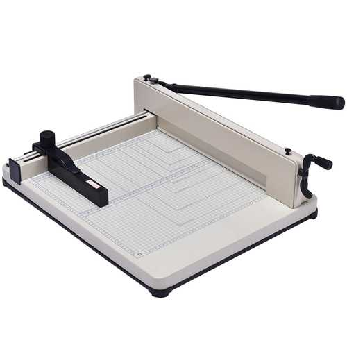 17 Inch A3 Heavy Duty Trimmer Paper Cutter Machine