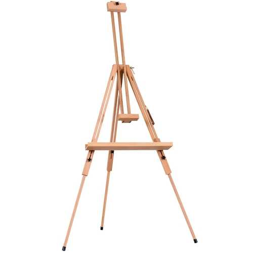 Foldable Wood Tripod Sketching Easel
