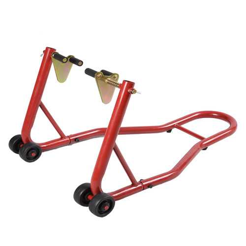 Front Swingarm Lift Head Front Forklift Motorcycle Stand