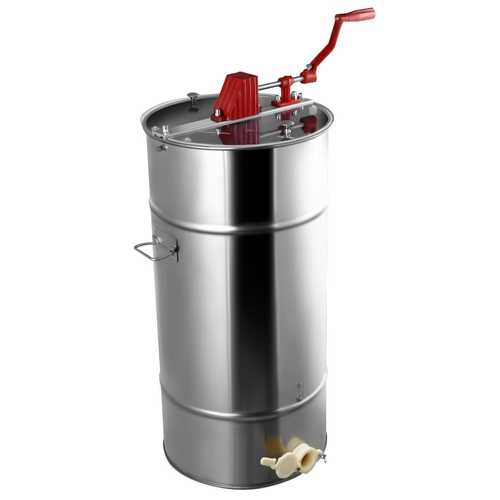 Large 2 Frame Stainless Steel Honey Extractor Beekeeping Equipment