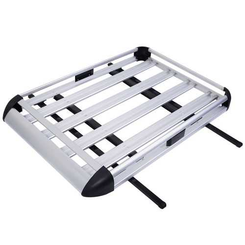 Aluminum Car Roof Cargo Carrier with Crossbars